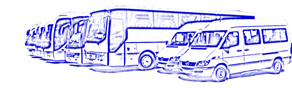 rent buses with coach hire companies from Belarus